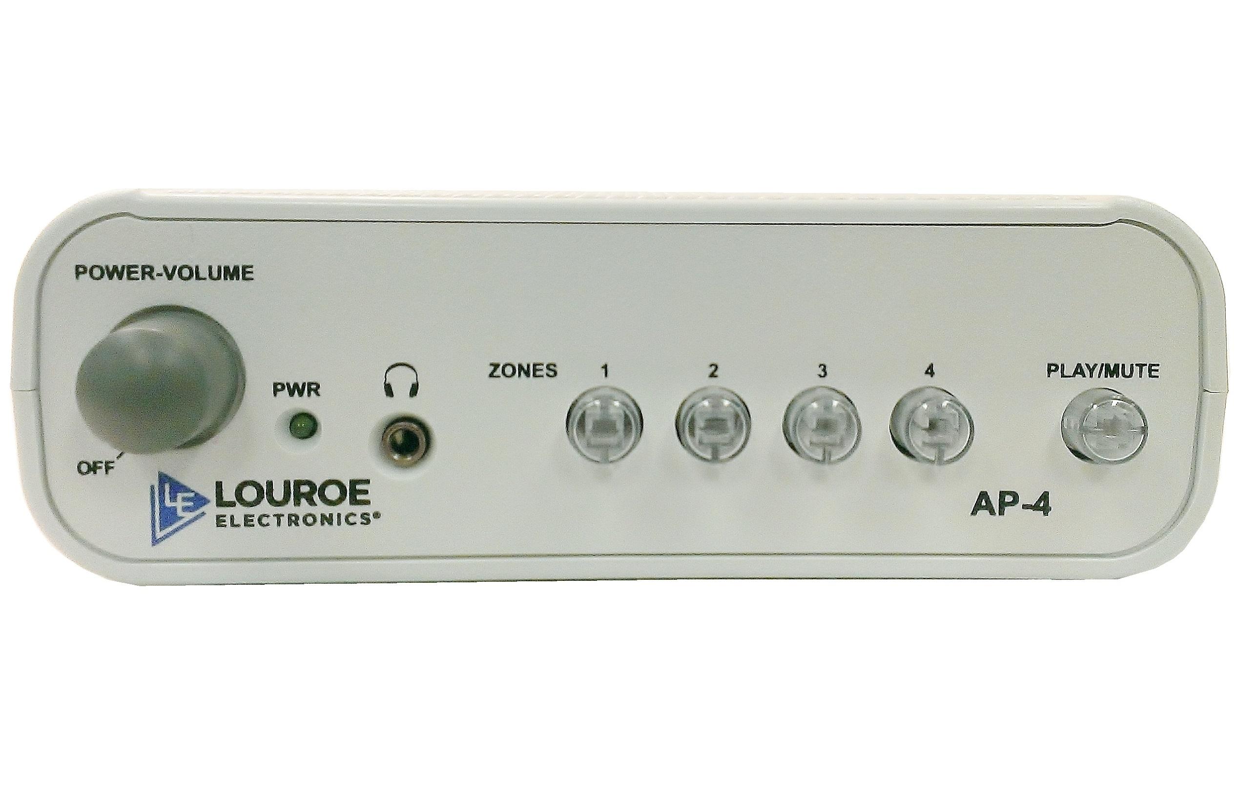 Louroe: AP-4