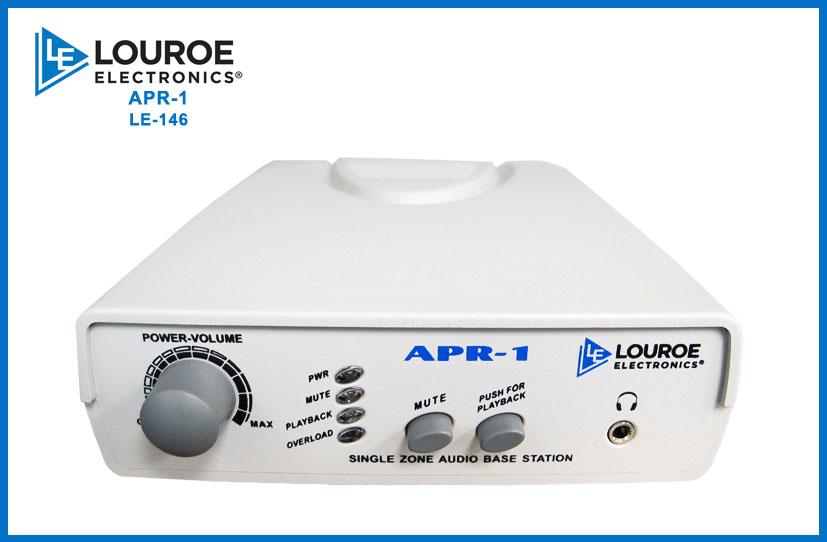 Louroe: APR-1